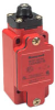 MICRO SWITCH GSS Series Safety Limit Switch, 2NC Direct Opening, Slow Action, Top Pin Plunger, 1/2 NPT, EN50041, Zinc Die-cast, Gold-plated Contacts -- GSAA36B -- View Larger Image