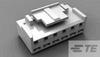 Rectangular Power Connectors -- 7-1123722-4 -Image