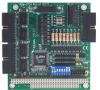 CIRCUIT BOARD, PC/104 16-ch Isolated Digital I/O Card -- PCM-3730-BE