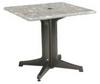 Table Top,32 In Square,Tokyo Stone -- 6DVK7