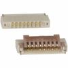 FFC, FPC (Flat Flexible) Connectors -- H125826CT-ND -Image