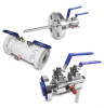 Integral Block & Bleed Ball Valve