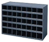 DURHAM All-Welded Steel Bin Shelving -- 5222600 - Image