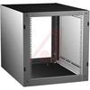 Rack, Cabinet;Desktop;Complete;19In;24U/42In;PnlDpth23In;Black;Steel;RCSC Series -- 70165415
