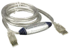 USB 2.0 Networking Transfer Cable -- UB30-21 - Image