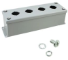 Steel Pushbutton Enclosure -- 66602097872-1 - Image