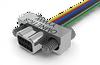 BiLobe® Connectors - Commercial Off The Shelf(COTS) -Type Dual Row -- A28000-009 - Image