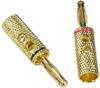 Banana Plug Gold Plated Metal -- 2012-SF-02