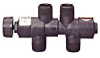 Plastic By-pass Valve -- Controlsaflo Series - Image