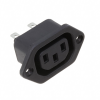 Power Entry Connectors - Inlets, Outlets, Modules -- 2057-IEC-B-1-ND