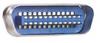 180° Reverse IEEE-488 Extender, Male / Female