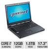 CybertronPC Triumph TNB1191C Notebook PC - Intel Core i7-950 -- TNB1191C