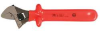 Insulated Adjustable Wrench,8 in.,Red -- 26X329