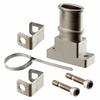 D-Sub, D-Shaped Connectors - Backshells, Hoods -- 1003-2388-ND - Image