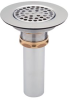 Wide Top Sink Strainer -- Z8739-PC -Image