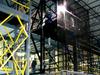 Hydraulic Straddle VRC (Vertical Reciprocating Conveyor) -- FLH-6HD
