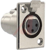 Connector; Female; Zinc Alloy; Tin Plated Bronze; 15; 133 V (RMS)/VDC; 0.98 in. -- 70197180
