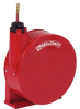 Premium Duty Enclosed Spring Retractable Low Pressure Air / Water Hose Reel Series 5000 -- 5635 ELP