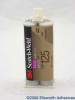 3M Scotch-Weld DP125 Epoxy Adhesive Gray 1.7oz Duo-Pak -- DP125 GRAY 1.7 OZ DUO-PAK