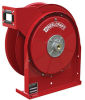 Spring Retractable High Pressure Grease Hose Reel -- 5400 OHP