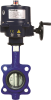 Butterfly Valve with Electric Actuator -- 700/722 Series - Image