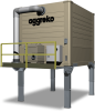 Industrial Cooling Tower Rental, 400 -- AG-4 - Image