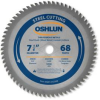 Oshlun SBF-072568 7-1/4-Inch 68 Tooth ATB Saw Blade with .. -- SBF-072568