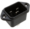 Power Entry Connectors - Inlets, Outlets, Modules -- CCM1919-ND -Image
