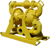 Portable and Rugged Pumps for the Mining Market -- Mining Construction - Air Operated -- View Larger Image