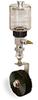 (Formerly B1745-4X07), Manual Chain Lubricator, 9 oz Polycarbonate Reservoir, Roto Brush Nylon -- B1745-009B1NW1W -- View Larger Image