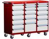 Mobile Compact Cabinet with Partitions -- L3BJD-4001L3 -- View Larger Image
