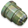 Adapter,JIC to Flange,1 5/8-12x1 1/4 -- 4VRA5 - Image