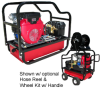 Heavy Duty PressureWasher HondaGX620 20hp BeltDrive -- HF-HDCV5540HG