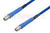 PE-TC195 Series Phase Stable Test Cable SMA Male to SMA Male to 27 GHz 72 Inch Length ,RoHS -- PE3TC0201-72 -Image