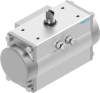 Quarter turn actuator -- DFPD-20-RP-90-RS60-F05-R3-EP -Image