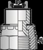 S57 – JIC Female Swivel Tube Weld -Image