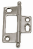 Ball Tipped No-Mortise Hinges -- 826188