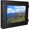 """21.3"""" Rugged NEMA 1 Rack Mount -- VT213R - Touch -- View Larger Image"""