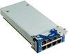 8 Ports 1GbE RJ45 Module -- NMC-0806 -Image