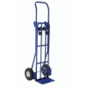 Steel 2-in-1 Convertible Hand Truck -- T9H185546