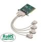 Serial Communications I/O -- COM-4DL-PCI -- View Larger Image