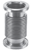 Flexible Coupling -- Conflat Flanged