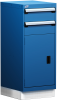 Stationary Compact Cabinet with Partitions -- L3ABD-4021D -Image