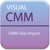 Visual CMM -- CMM Data Import