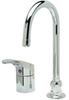 Z824B0-XL -AquaSpec® single-control gooseneck faucet -- Z824B0-XL
