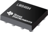 LMS4684 0.5[Ohm] Low-Voltage, Dual SPDT Analog Switch -- LMS4684ITL/NOPB - Image