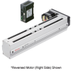 Linear Actuator (Slide) - Reversed Motor (Left Side), Y-axis Table -- EAS6LY-D040-ARAK-3 -Image