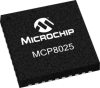 Three-Phase Motor Drivers -- MCP8025