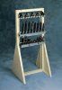 Floor Stand Tool Rack - Image