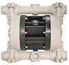 Air Operated Diaphragm Pump -- Model MICR -- View Larger Image